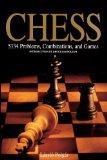 Portada de CHESS: 5334 PROBLEMS, COMBINATIONS AND GAMES BY POLGŠ¢R, LŠ¢SZLŠ® (2013) PAPERBACK