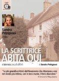 Portada de LA SCRITTRICE ABITA QUI LETTO DA SANDRA PETRIGNANI. AUDIOLIBRO. CD AUDIO FORMATO MP3 (BESTSELLERS)