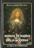 Portada de MANUAL DE LOS SUEÑOS DE LA BRUJA MODERNA
