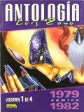 Portada de ANTOLOGIA LUIS ROYO COMICS 1979-1982 (VOL. 1)