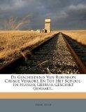 Portada de DE GESCHIEDENIS VAN ROBINSON CRUSOE VERKORT, EN TOT HET SCHOOL- EN HUISLYK GEBRUIK GESCHIKT GEMAAKT...