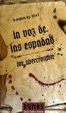 Portada de LA VOZ DE LAS ESPADAS: LA PRIMERA LEY, LIBRO I