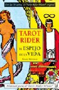 Portada de TAROT RIDER: EL ESPEJO DE LA VIDA