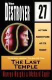 Portada de THE LAST TEMPLE (DESTROYER #27) (THE DESTROYER)