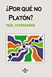 Portada de ¿POR QUE NO PLATON?
