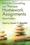 Portada de FAVORITE COUNSELING AND THERAPY HOMEWORK ASSIGNMENTS, SECOND EDITION 2ND (SECOND) EDITION PUBLISHED BY ROUTLEDGE (2010)