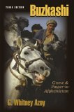 Portada de BUZKASHI: GAME AND POWER IN AFGHANISTAN BY G. WHITNEY AZOY (2011) PAPERBACK