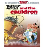 Portada de [(ASTERIX AND THE CAULDRON)] [AUTHOR: GOSCINNY] PUBLISHED ON (AUGUST, 2005)