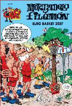 MORTADELO Y FILEMON ¡OLE! Nº 178: EUROBASKET 2007
