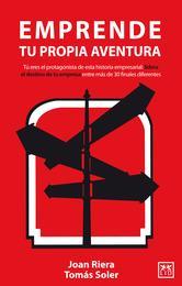 Portada de EMPRENDE TU PROPIA AVENTURA - EBOOK