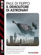 Portada de IL DEMOLITORE DI ASTRONAVI (EBOOK)