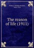Portada de THE REASON OF LIFE (1911)