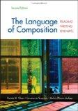 Portada de THE LANGUAGE OF COMPOSITION: READING, WRITING, RHETORIC