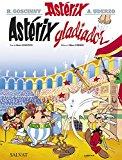 Portada de ASTÉRIX GLADIADOR (ASTURIANO - A PARTIR DE 10 AÑOS - ASTÉRIX - LA COLECCIÓN CLÁSICA)