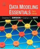 Portada de DATA MODELING ESSENTIALS (THE MORGAN KAUFMANN SERIES IN DATA MANAGEMENT SYSTEMS)