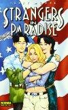 Portada de STRANGERS IN PARADISE Nº 4