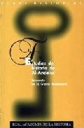 Portada de ESTUDIOS DE HISTORIA DE AL-ANDALUS