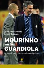 Portada de MOURINHO VERSUS GUARDIOLA