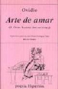 Portada de ARTE DE AMAR