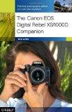 Portada de THE CANON EOS DIGITAL REBEL XS/1000D COMPANION
