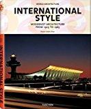 Portada de WORLD ARCHITECTURE: INTERNATIONAL STYLE