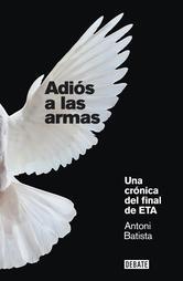 Portada de ADIÓS A LAS ARMAS - EBOOK