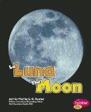 Portada de LA LUNA/THE MOON (PEBBLE PLUS BILINGUE/BILINGUAL: EN EL ESPACIO/OUT OF SPACE)