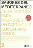 Portada de SABORES DEL MEDITERRÁNEO (MONOGRAFIES MEDITERRÀNIES)