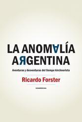 Portada de LA ANOMALÍA ARGENTINA - EBOOK