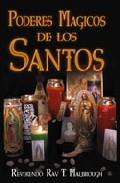 Portada de PODERES MAGICOS DE LOS SANTOS