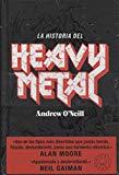 Portada de LA HISTORIA DEL HEAVY METAL