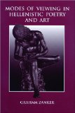 Portada de MODES OF VIEWING IN HELLENISTIC POETRY AND ART