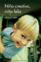 Portada de NIÑO CREATIVO, NIÑO FELIZ