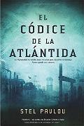 Portada de EL CÓDICE DE LA ATLÁNTIDA