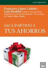 Portada de SACA PARTIDO A TUS AHORROS - EBOOK