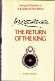 Portada de (THE RETURN OF THE KING: BEING THETHIRD PART OF THE LORD OF THE RINGS) BY TOLKIEN, J. R. R. (AUTHOR) HARDCOVER ON (03 , 1988)