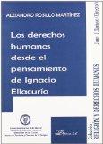 Portada de LOS DERECHOS HUMANOS DESDE EL PENSAMIENTO DE IGNACIO ELLACURIA