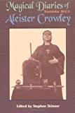 Portada de MAGICAL DIARIES OF ALEISTER CROWLEY