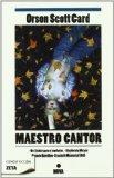 Portada de MAESTRO CANTOR