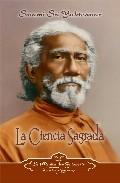 Portada de LA CIENCIA SAGRADA/ THE HOLY SCIENCE