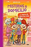 Portada de MISTERIOS A DOMICILIO 3: LAS ABUELAS CHANCHULLERAS (FICCIÓN KIDS)