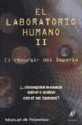 Portada de LABORATORIO HUMANO II: RESURGUIR DEL IMPERIO