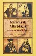 Portada de TECNICAS DE ALTA MAGIA