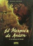 Portada de EL MARQUES DE ANAON Nº5: LA CAMARA DE KEOPS