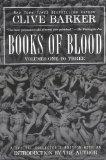Portada de CLIVE BARKER'S BOOKS OF BLOOD 1-3