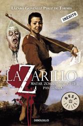Portada de LAZARILLO Z - EBOOK