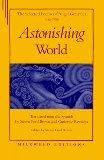 Portada de ASTONISHING WORLD: THE SELECTED POEMS OF ANGEL GONZALEZ, 1956-1986