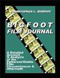 Portada de BIGFOOT FILM JOURNAL