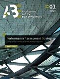 Portada de PERFORMANCE ASSESSMENT STRATEGIES: A COMPUTATIONAL FRAMEWORK FOR CONCEPTUAL DESIGN OF LARGE ROOFS (ARCHITECTURE + BUILT ENVIRONMENT)