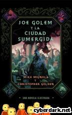 Portada de JOE GOLEM Y LA CIUDAD SUMERGIDA - EBOOK